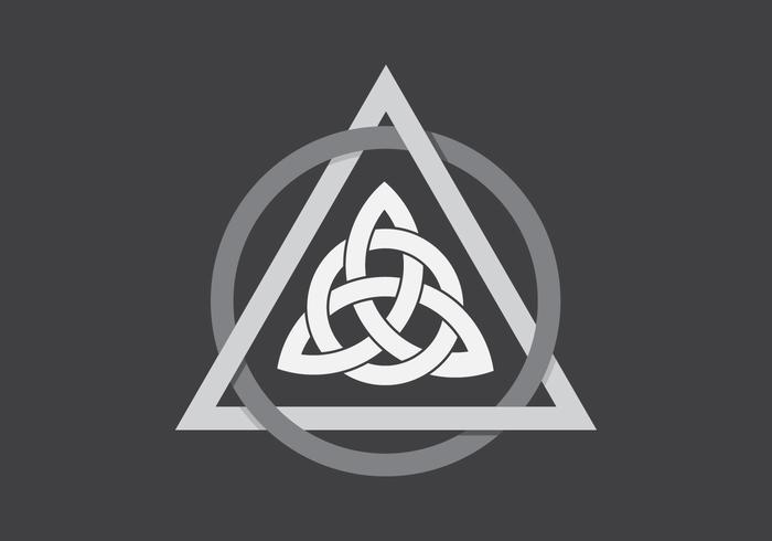 Illustration de forme de Triquetra