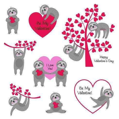 San Valentín perezoso