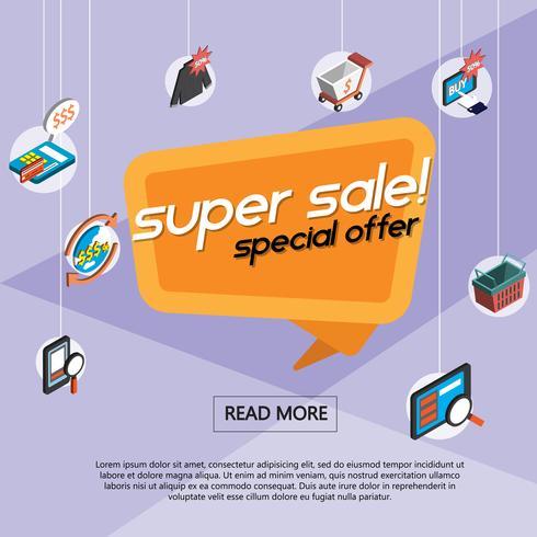 illustration av info grafisk online shopping set koncept