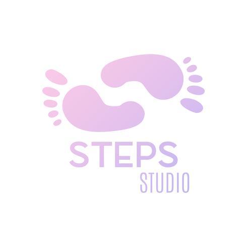 Logo del centro de pies sanos.