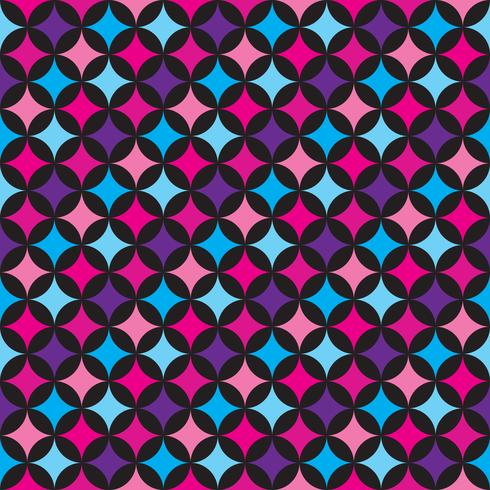 Vector seamless pattern illustration