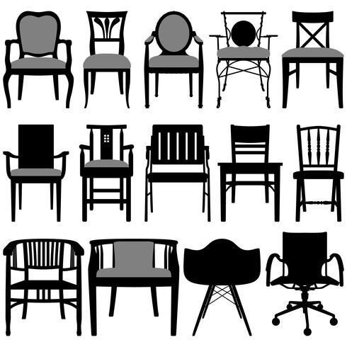 Design da cadeira.