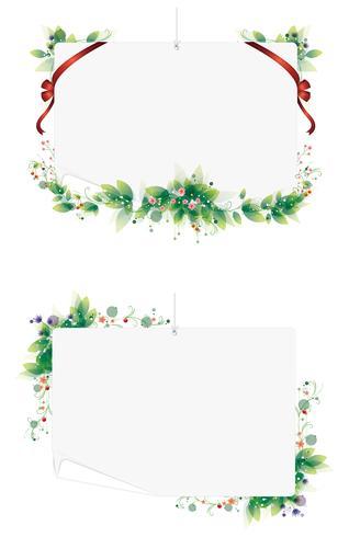 Merry christmas design Card vector design illustration template