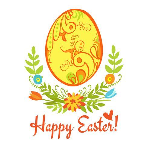 Felices Pascuas vector