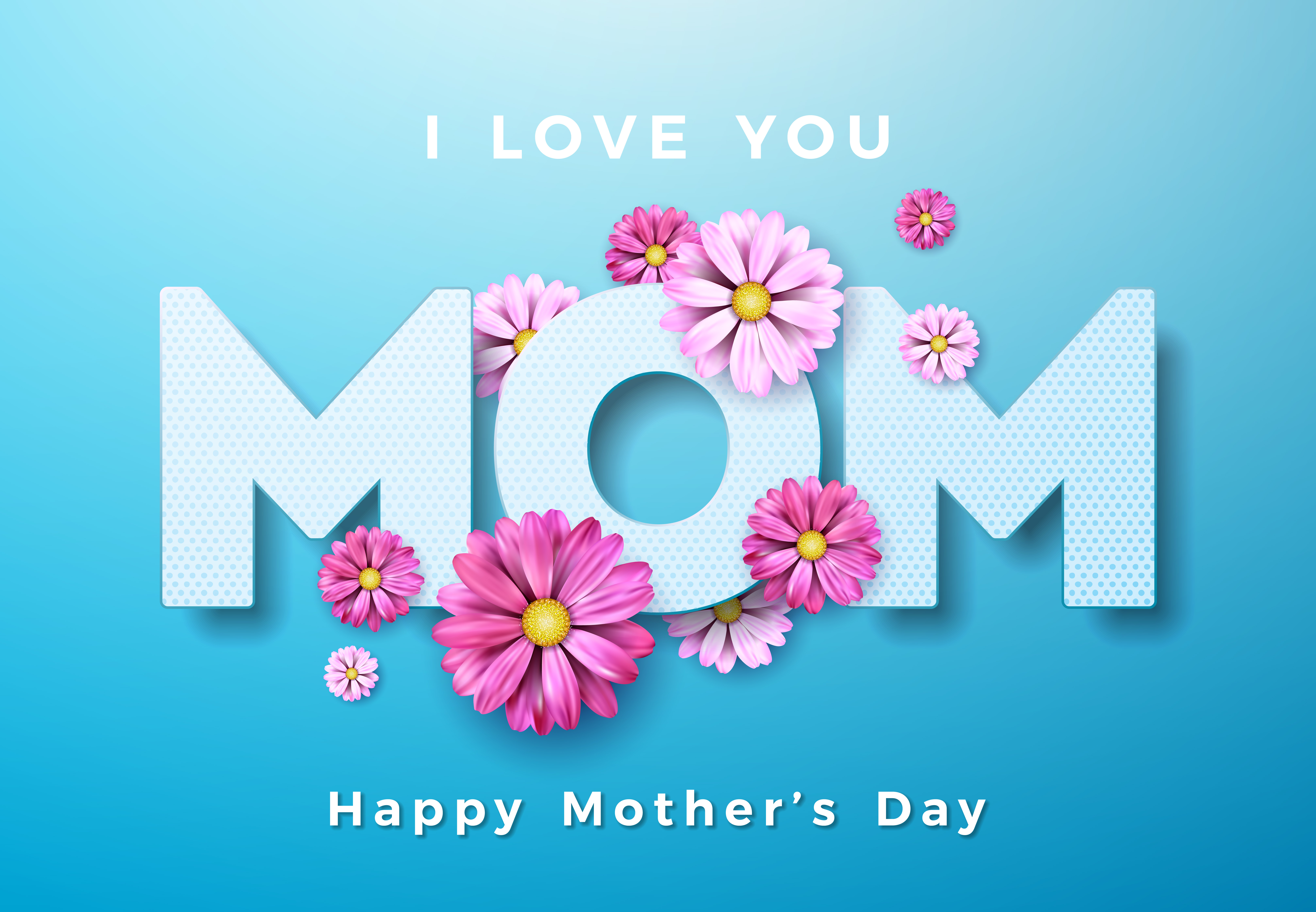 happy mother's day greeting card design 341551  download