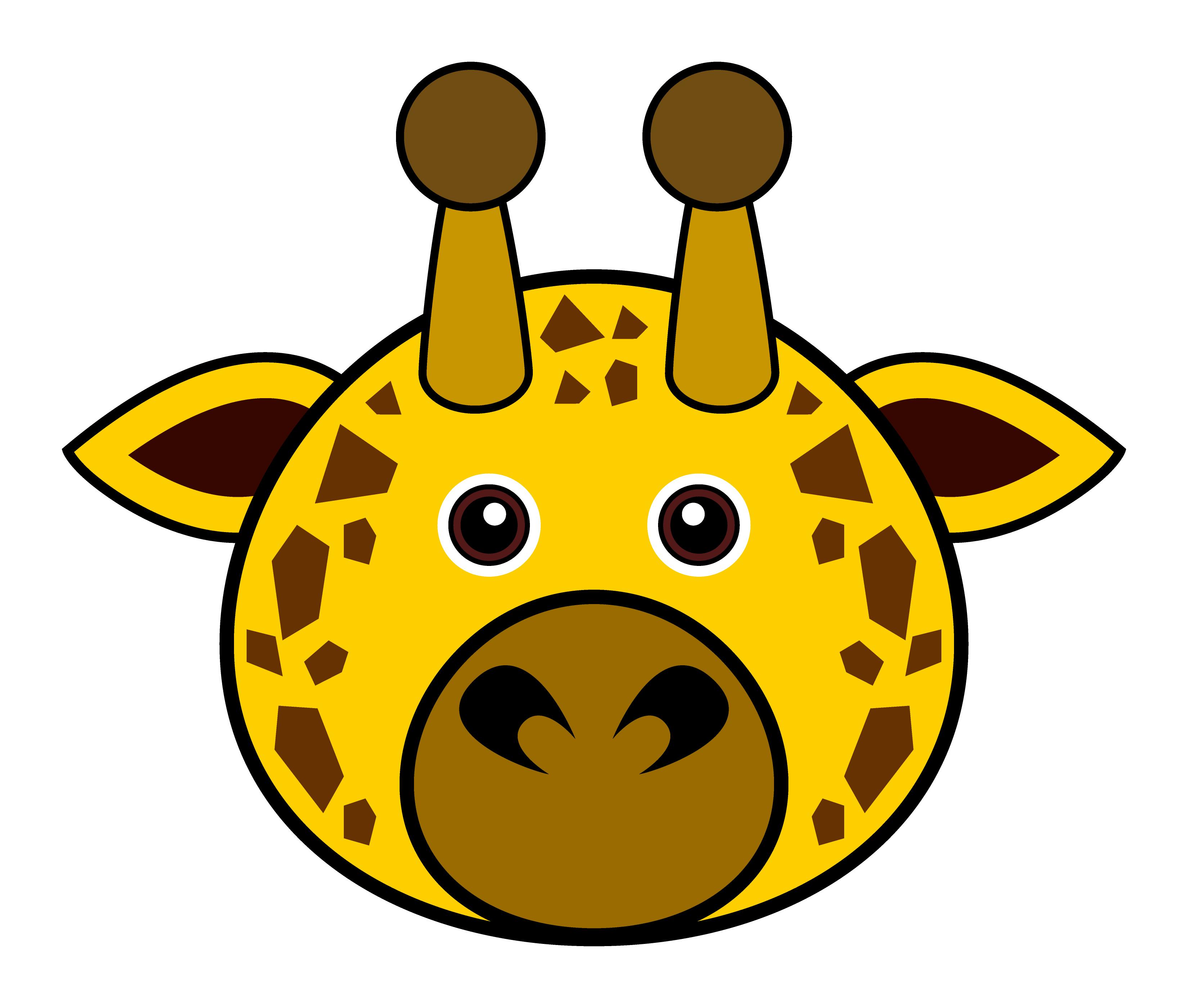Cute Giraffe Ve...