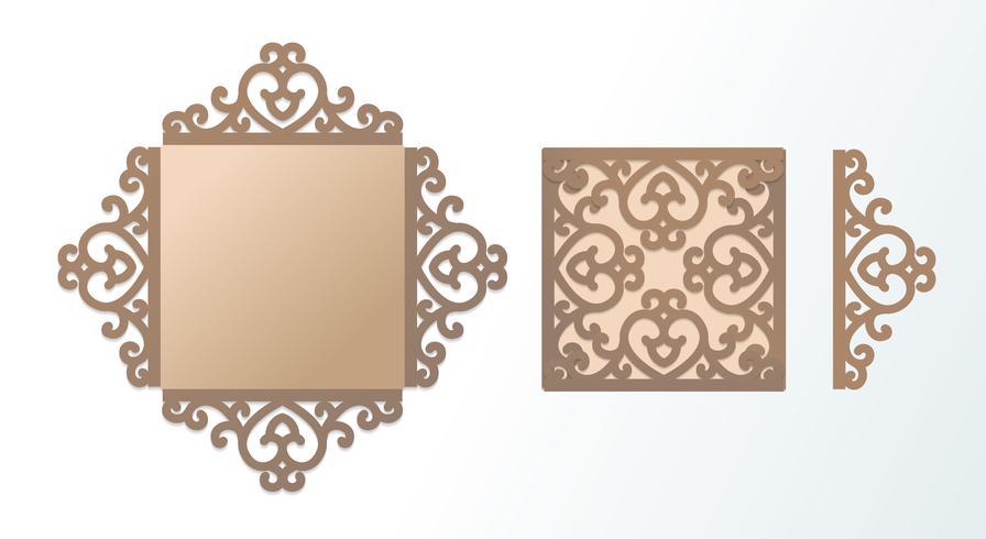 cutout pattern in Eastern