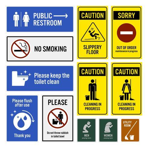 Avisos y avisos de avisos.