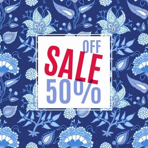 Banner Sale, 50 discount.