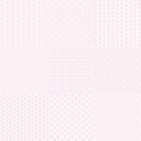 Padrões de renda rosa