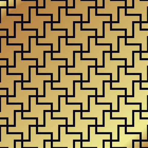 patrón sin costuras Cruz giratoria