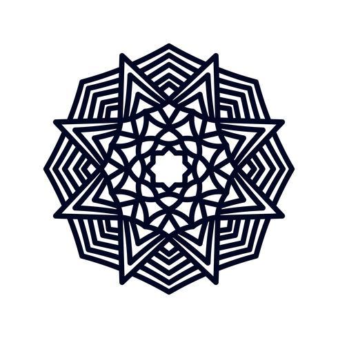 Mandala. Indiase bruiloftsmeditatie.