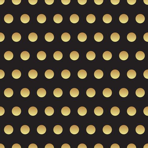 Universal black and gold seamless pattern, tiling.