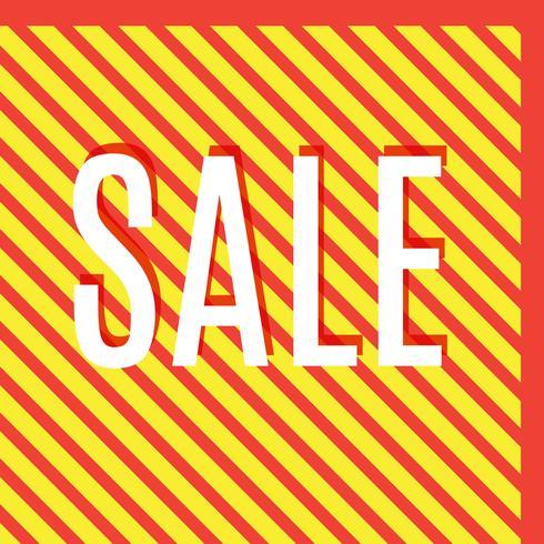 Orange autumn special sale  vector