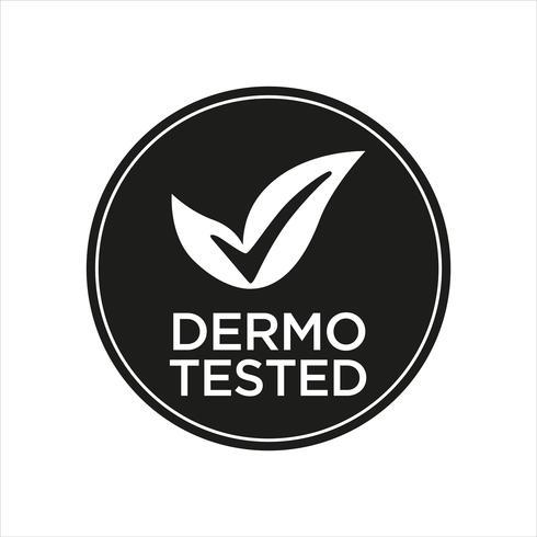 Dermatologically Tested icon