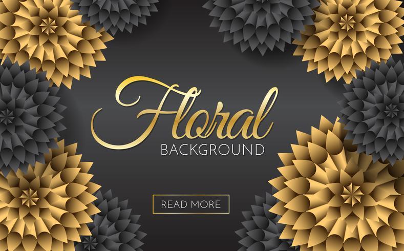 Fondo di vettore dei fiori di vendita