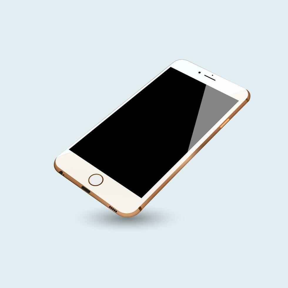 I Phone Vector