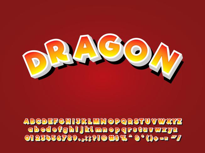 Tecknade alfabetet