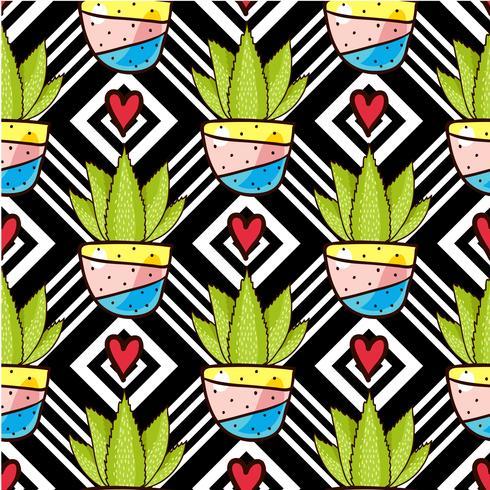 Tendenza dei cactuspattern