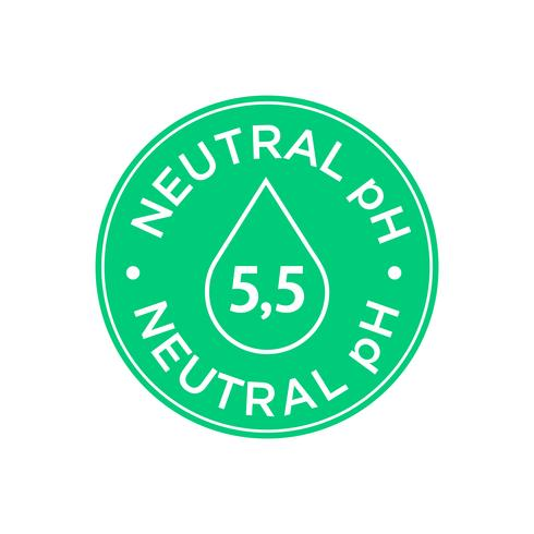 Neutrales pH-Symbol