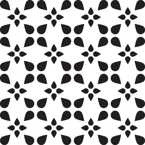 Seamless geometric triangle pattern. Abstract retro