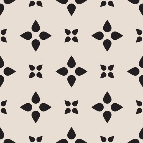 Seamless geometric triangle pattern. Abstract retro  vector