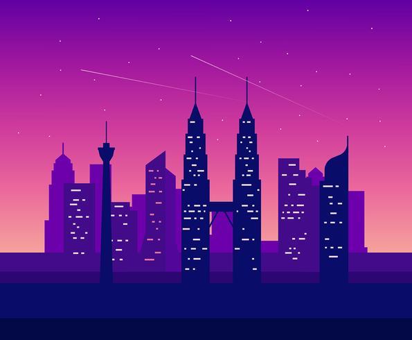 Kuala Lumpur Abbildung