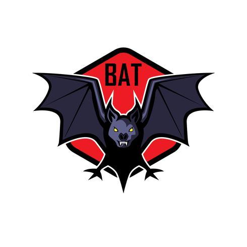 vleermuis logo