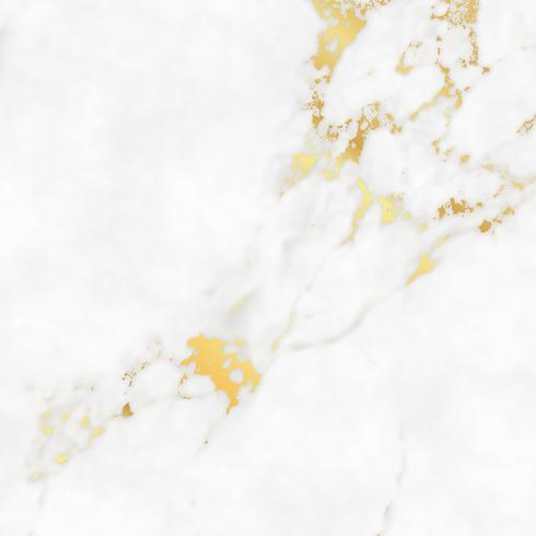 Textura de mármore com destaques de ouro