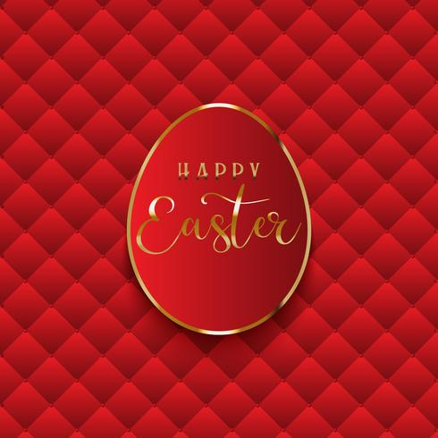 Luxurious Easter egg background