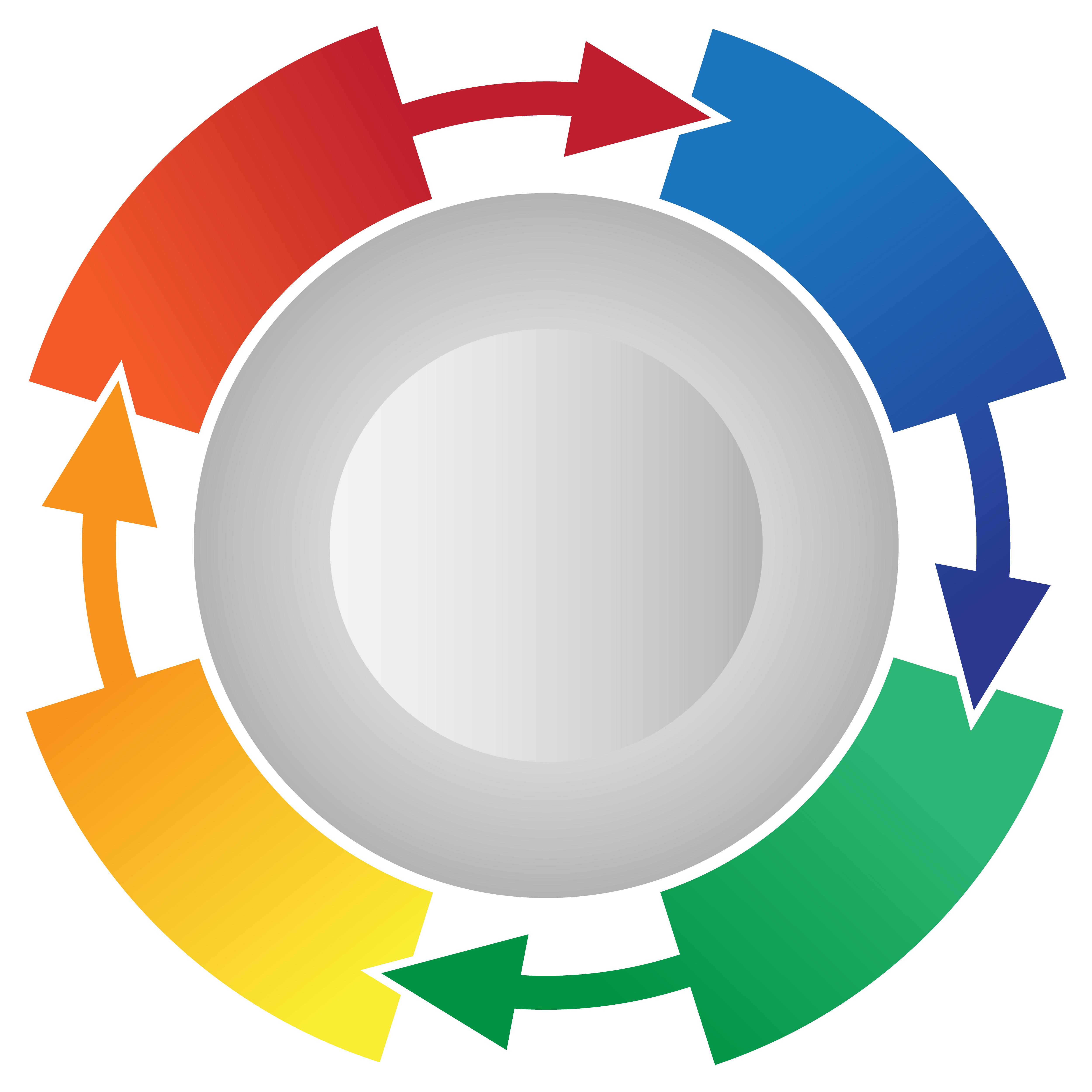 Process Flow Clip Art