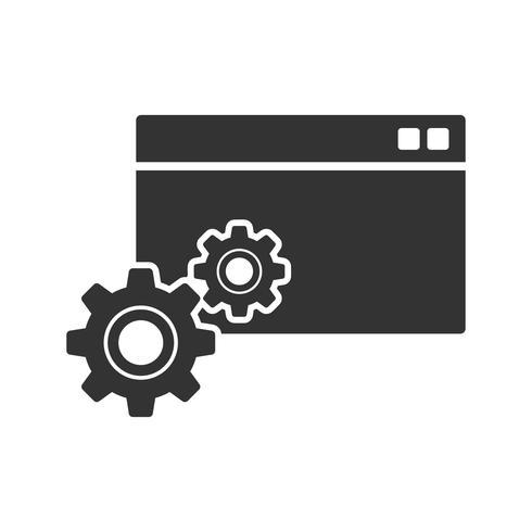 Optimization Glyph Icons