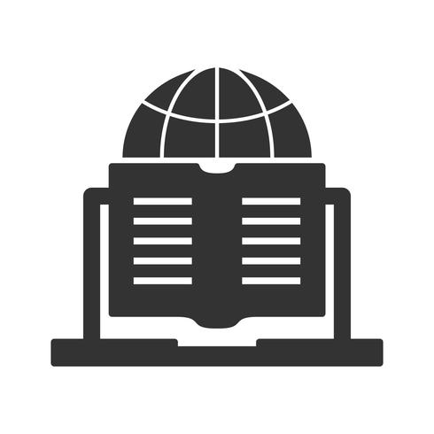 Internet Knowledge Glyph Icons