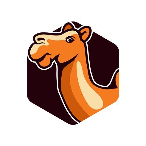 logotipo de camello