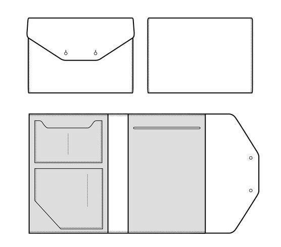 Koppling design illustration platt skisser mall