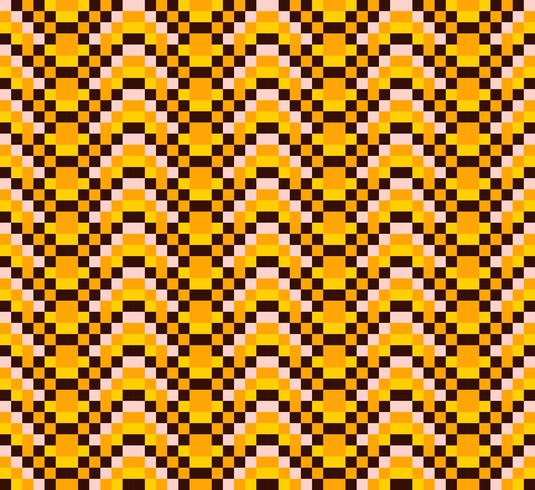 Colourful ethnic ornamental patterns Mexican, Seamless pattern vector