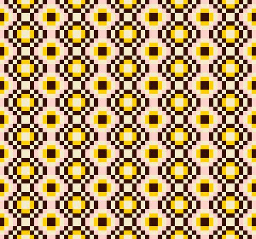 Colourful ethnic ornamental patterns Mexican, Seamless  vector