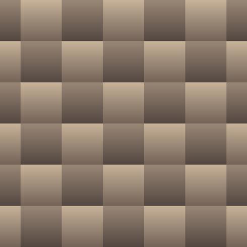 Tono natural degradado a cuadros Basketweave de fondo sin fisuras patrón de repetición