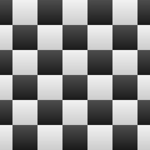 Black and White Gradients Checkered Seamless Repeating Pattern Background