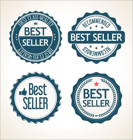 Best seller retro vintage badge and labels collection