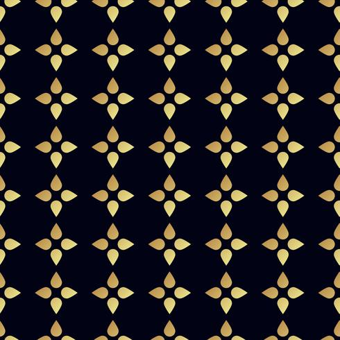 Patrón de oro sin fisuras