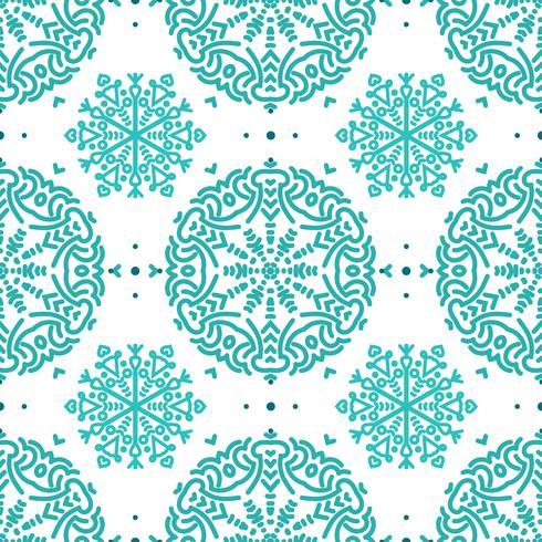Kleurrijke bloemen naadloze patronen