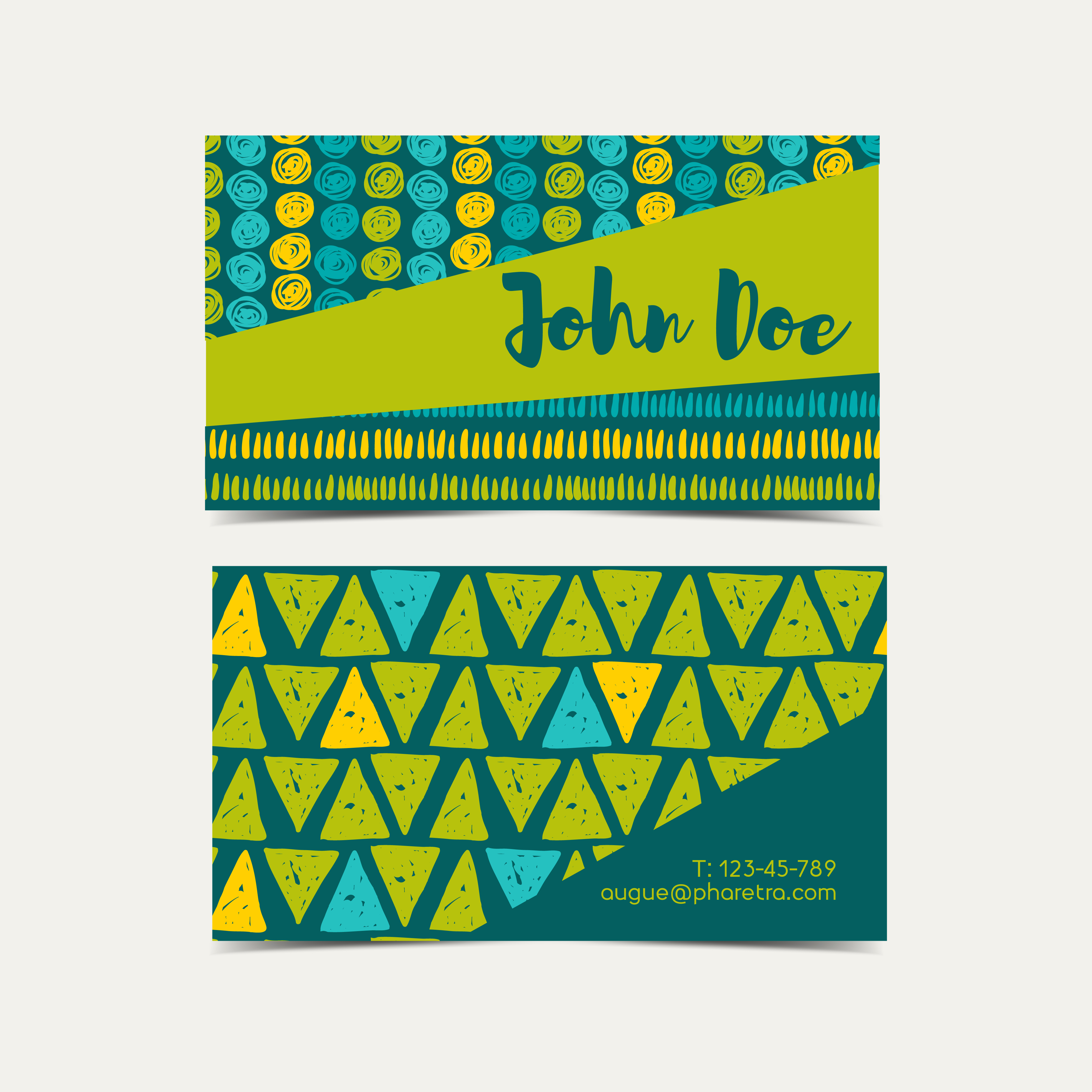 business card background trend green flash color 347131