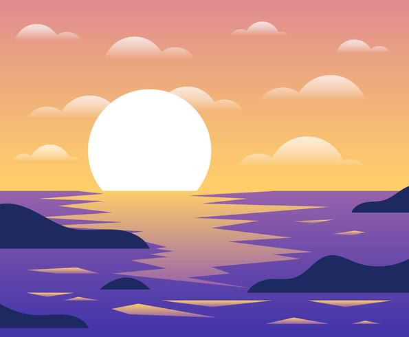 Ocean Background - Download Free Vector Art, Stock Graphics & Images