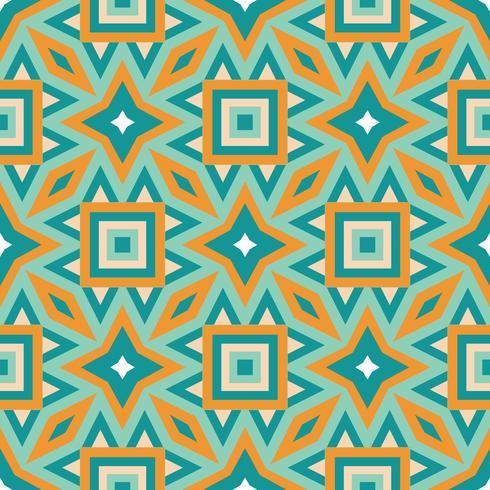 Retro olika sömlösa mönster kakel.