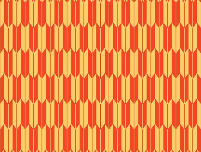 Patrón sin costuras Yagasuri, adornos japoneses tradicionales.
