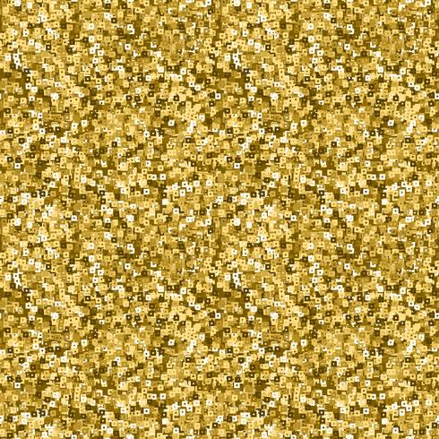 Abstract gold seamless pattern