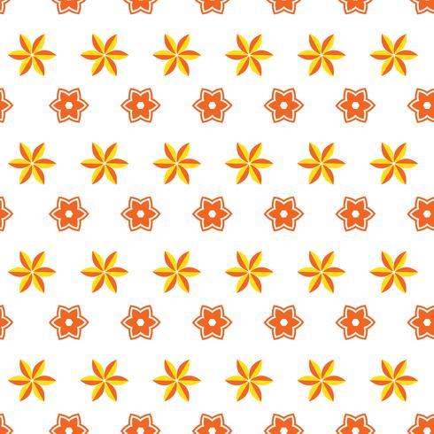 Arancio di lusso sfondo art deco.