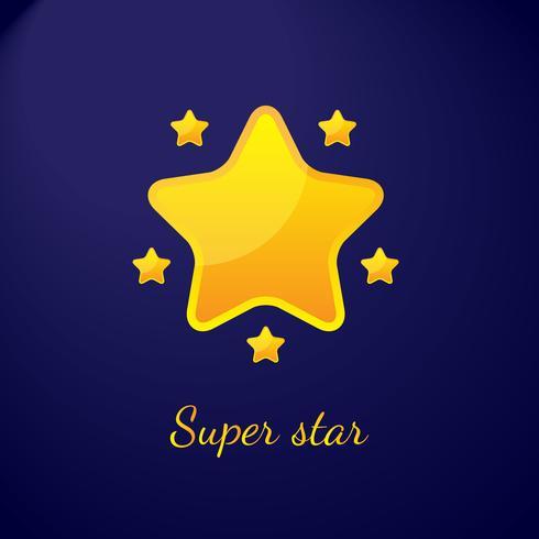 stella dorata lucida