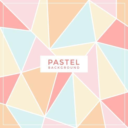 Pastellhintergrund Vektor